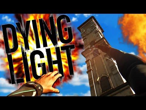 GRAPPLE MAN! | Dying Light #2