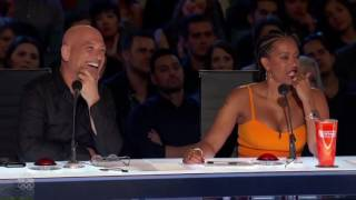 America's Got Talent 2016 Failed but Funny Full Audition Clip