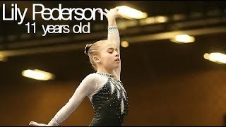 Lily Pederson - Amazing 11 year old gymnast! (Level 10/HOPEs)