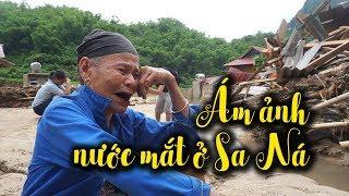 Ám ảnh tiếng khóc ở vùng núi Thanh Hóa sau cơn lũ cuốn trôi 15 người