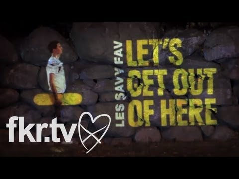 "Les Savy Fav - ""Let's Get Out Of Here"" (Official Music Video)"