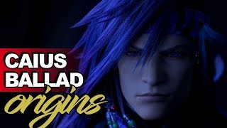 Final Fantasy 13 Lore ► Caius' Origins Explained (A Sympathetic Antagonist)
