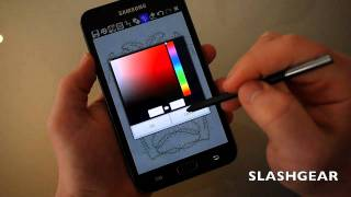 Samsung Galaxy Note Review_ S-Pen