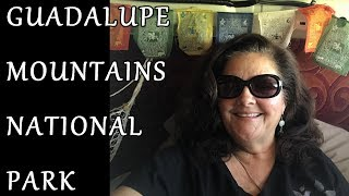 Interesting Finds & Fun People at Guadalupe Mountains National Park