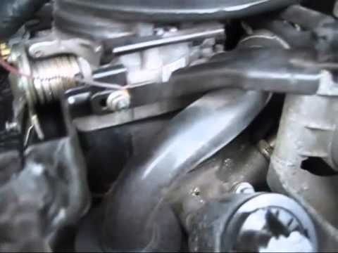CHEVROLET 4.3 VORTEC THROTTLE CABLE MOD! INSTANT THROTTLE RESPONSE