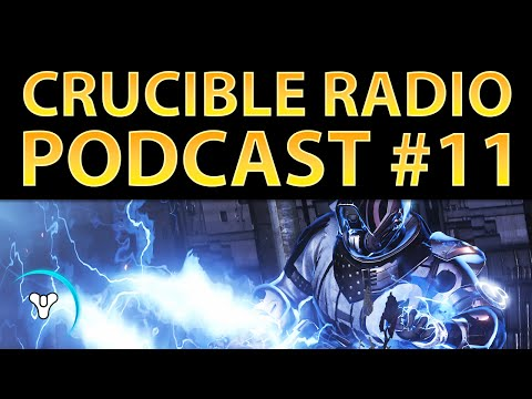 Planet Destiny: Crucible Radio Ep. 11 - New Classes in Session (ft. MTashed, Fizzor)
