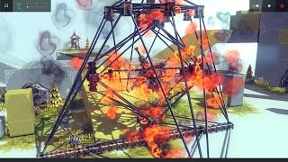 Besiege Spinny Thingy