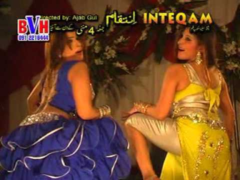 Sexy Dance Angoor Dana Yema  Angur Dana Kiren Khan New 2012 Show Dubai Pashto Hot Hits Film Inteqam video