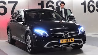 2019 Mercedes E Class 4MATIC | Review All Terrain E220d Drive Estate Interior Exterior