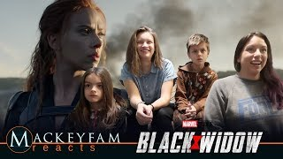 Marvel Studios' Black Widow - Official Teaser Trailer- REACTION and REVIEW!!!