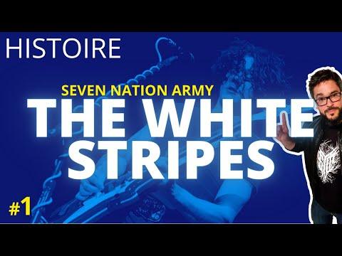 L'histoire de SEVEN NATION ARMY de THE WHITE STRIPES - UCLA