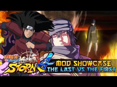 Heavenly Controller X The Last Rinnegan!!! Naruto Ultimate Ninja Storm 4 Mod Battle!!! thumbnail