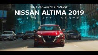 Nissan Altima 2019   Hiperinteligente