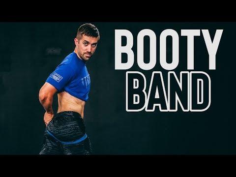 Brian's Booty Building Butt Blaster (Follow Along Band Workout) thumbnail