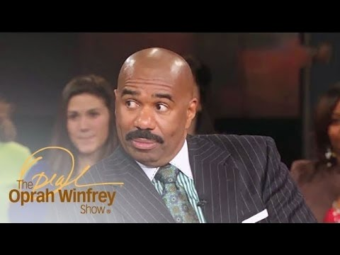 Steve Harvey Reveals What Men Really Want in the Bedroom - The Oprah Winfrey Show - OWN