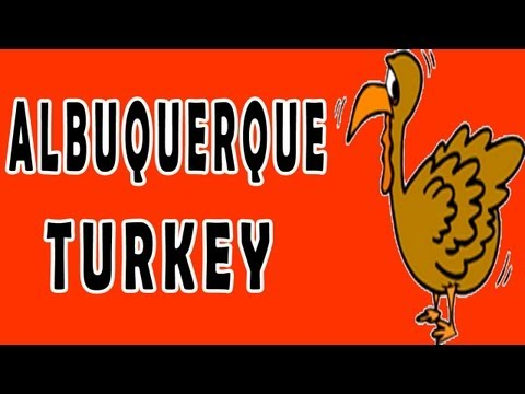 Thanksgiving Songs For Children - Albuquerque Turkey - Kids Songs By The Learning Station video