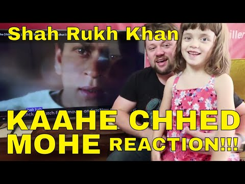 KAAHE CHHED MOHE Video Song Reaction!!!