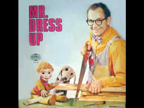 mr Dressup Drawing mr Dressup Album Side One