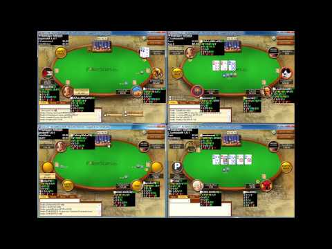 Ganar Al Poker, Escalando Microlímites No Limit 25 Multistack (II)