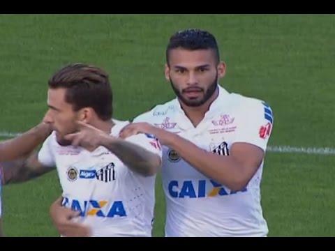 Chapecoense 0 x 1 Santos, Melhores Momentos – Série A 23/10/2016