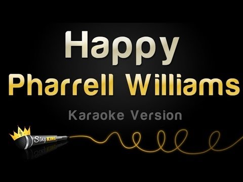Pharrell Williams - Happy (Karaoke Version)