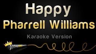 Karaoke Hd Happy Originally By Pharrell Williams Instrumental Karaoke