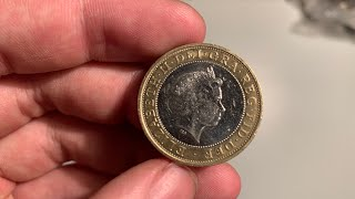 Another RARE 2 Pound Coin!! - £500 £2 Coin Hunt