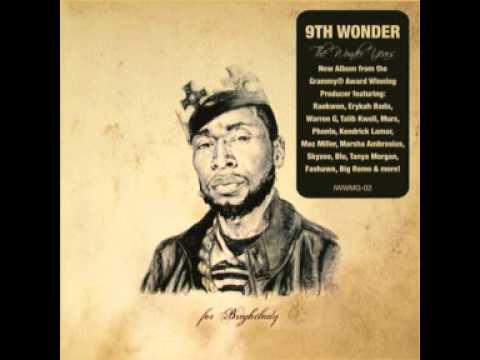 9th Wonder feat Warren G, Murs and Kendrick Lamar-Enjoy