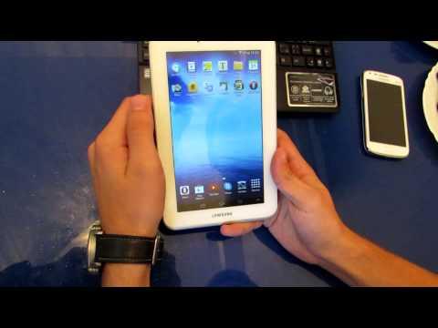 Android 4.2 для Samsung Galaxy Tab 2 7.0: Что нового и ...