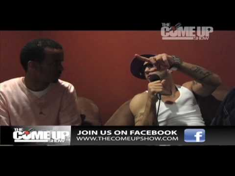 Karl Wolf Interview on The Come Up Show