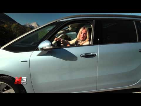 CITROEN GRAND C4 PICASSO 2014 - TEST DRIVE