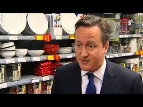 David Cameron repeats support for Maria Miller -- video