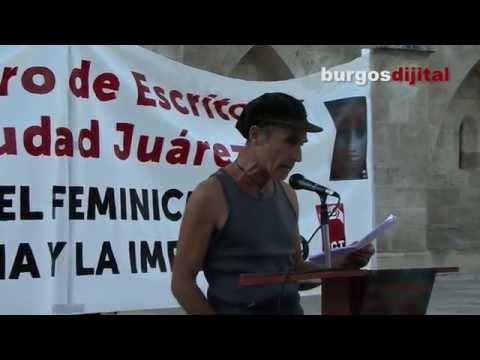 4º Encuentro de escritores por Ciudad Juárez en Burgos