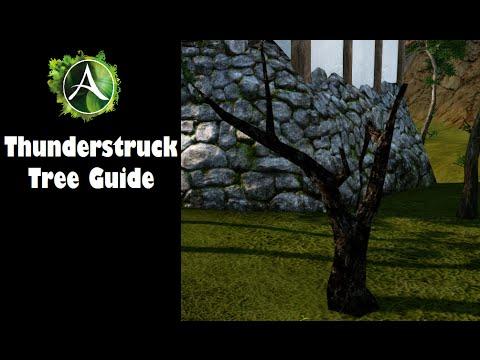 archeage thunderstruck log recipes