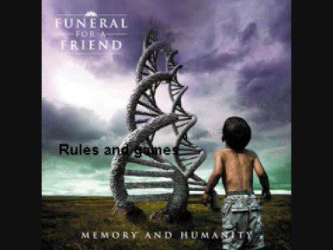 Funeral For A Friend - Rules And Games