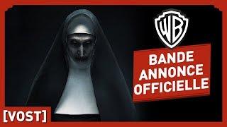 La Nonne - Bande Annonce Officielle (VOST) - Demian Bichir / Taissa Farmiga