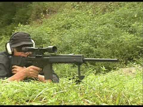 Sniper Rifles M700, PSG-1 and SVD Dragunov