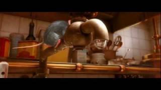 Ratatouille Cooking Scene