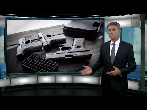 It's the Steel: Bill Whittle's Solution to Gun Control
