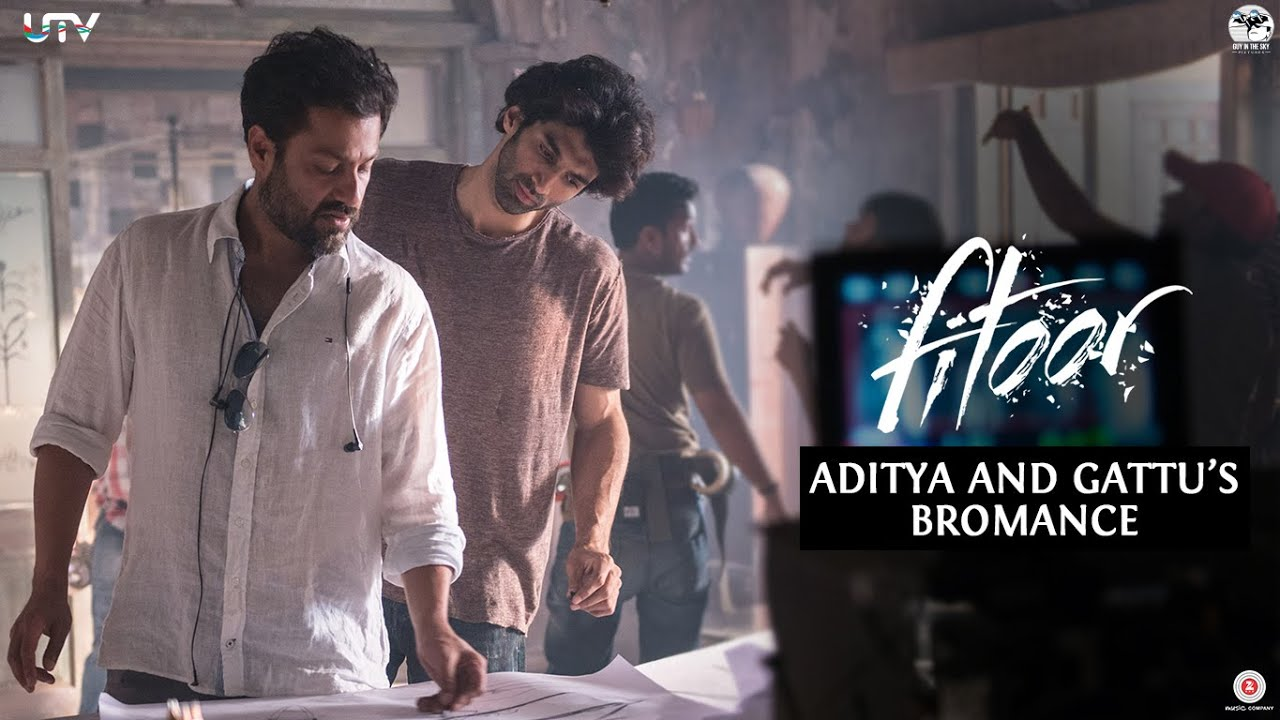 Aditya and Gattu's Bromance | Aditya Roy Kapur & Abhishek Kapoor | Fitoor | In Cinemas Feb 12