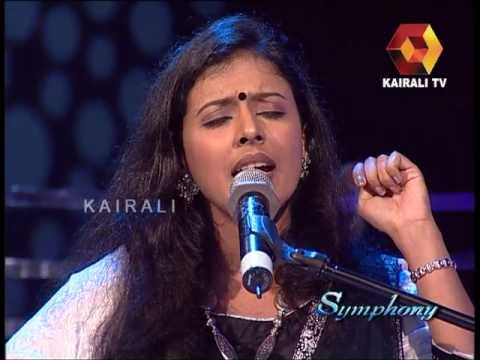 Kairali TV Symphony with Singer Sithara-part 1