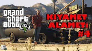 Kıyamet Alameti!  | Grand Theft Auto 5 - Playstation4  #Bölüm4
