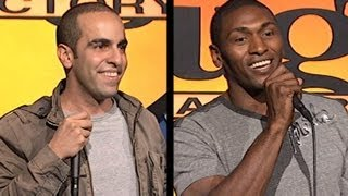 Dan Ahdoot - Metta World Peace (Stand Up Comedy)