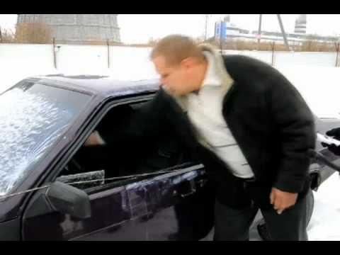 В Омске дальнобойщик устроил погоню за лихачом