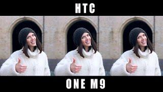 HTC One M9: обзор смартфона