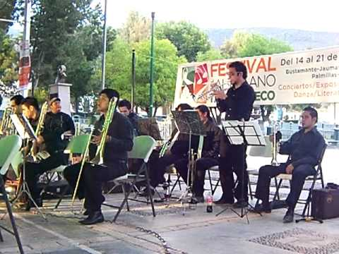 Big band de la enm