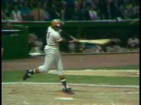 Roberto Clemente 1971 ASG Home Run