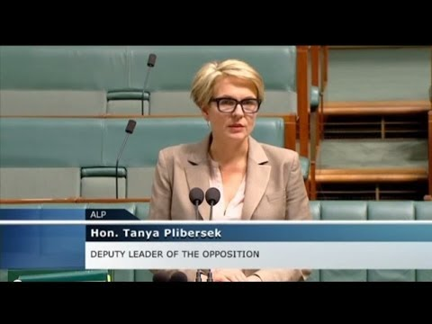 Tanya Plibersek - Carbon Pricing, 19th November 2013