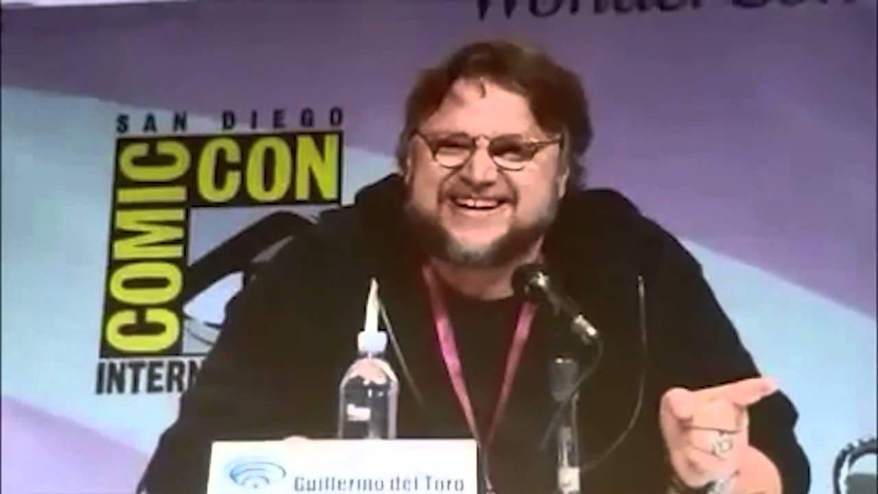 A Guillermo del Toro le gustó el trailer suecado de Pacific Rim