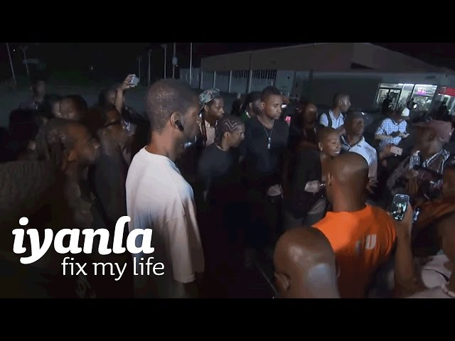 Iyanla Joins Ferguson's Protests with a Plan for Peace - Iyanla: Fix My Life - OWN
